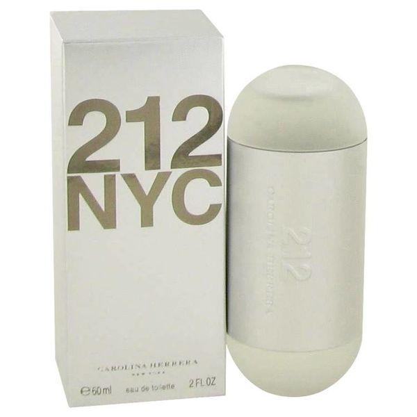 Herrera 212 Woman eau de toilette spray 60 ml