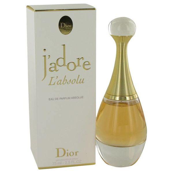 Christian Dior J' Adore L'Absolu Woman eau de parfum spray 75 ml
