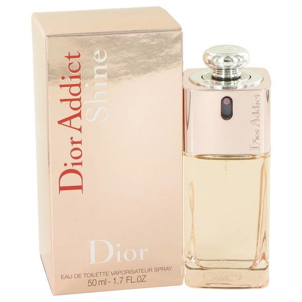 Christian Dior Addict Shine Woman EDT 50 ml