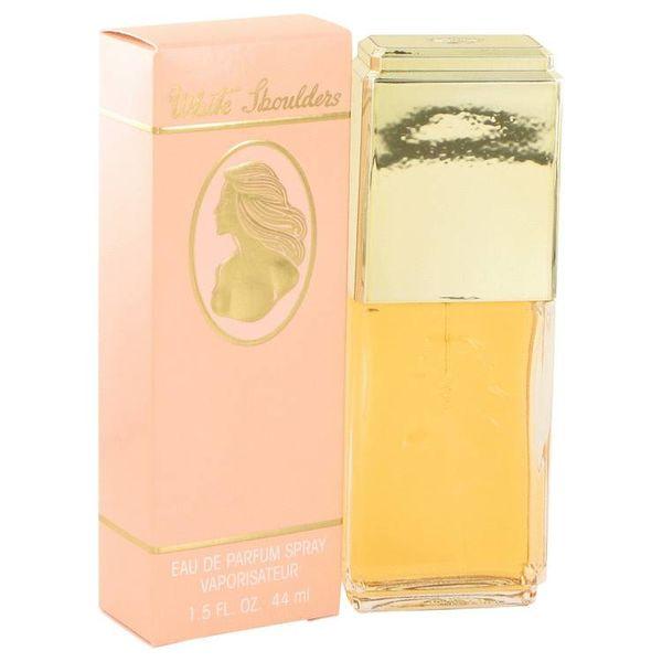 Evyan White Shoulders Woman Cologne Spray 80 ml