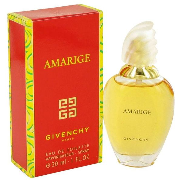 Givenchy Amarige Woman eau de toilette spray 30 ml
