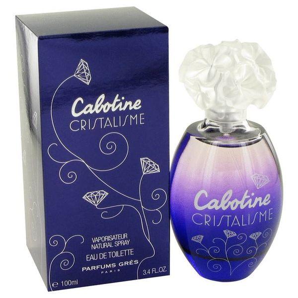 Gres Cabotine Cristalisme Woman eau de toilette spray 100 ml