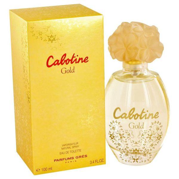 Gres Cabotine Gold Woman eau de toilette 100 ml