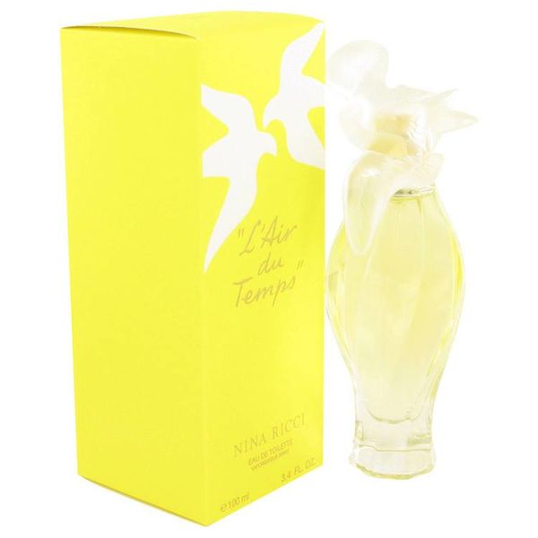 Nina Ricci L' Air du Temps Woman eau de toilette spray 100 ml