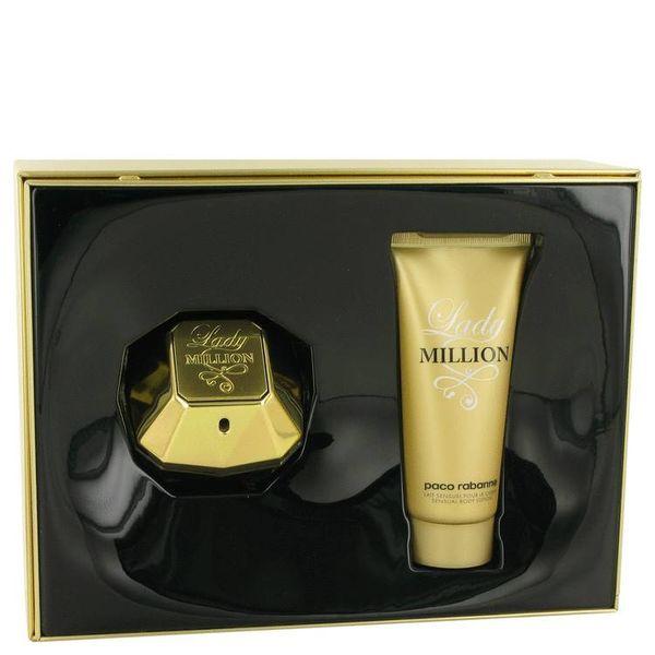 Paco Rabanne Lady Million eau de parfum spray 80 ml + 100 ml BL