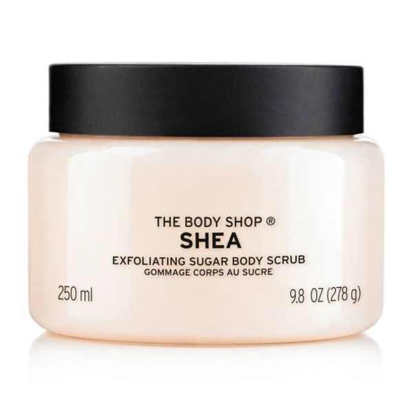 The Body Shop Shea Body Scrub 250 ml