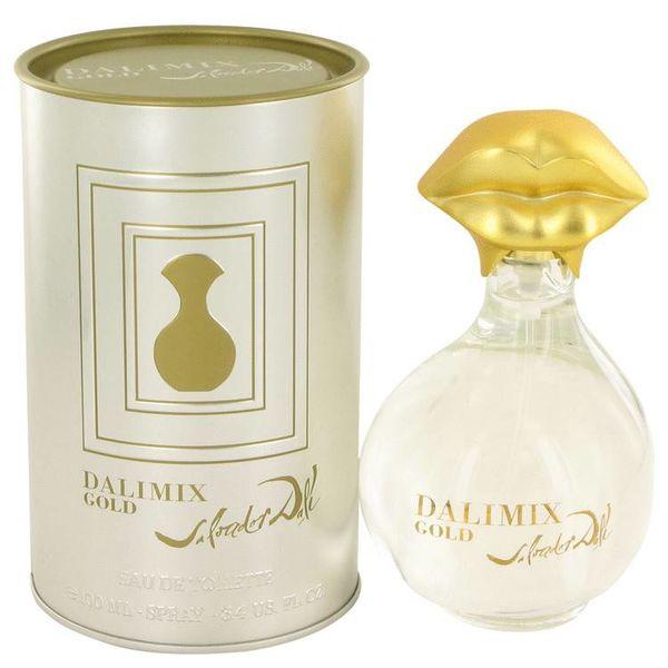 Salvador Dali Dalimix Gold Woman EDT 100 ml