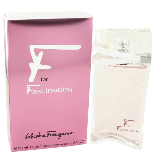 Salvatore Ferragamo F for Faschinating Woman Eau de toilette spray 90 ml