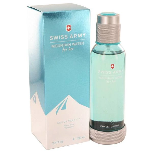 Swiss Army Mountain Water Woman EDT 100 ml