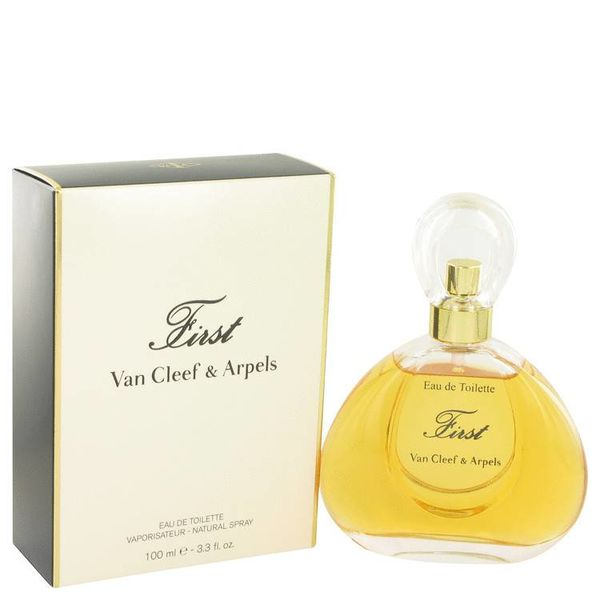 van Cleef & Arpels First Woman eau de toilette spray 100 ml