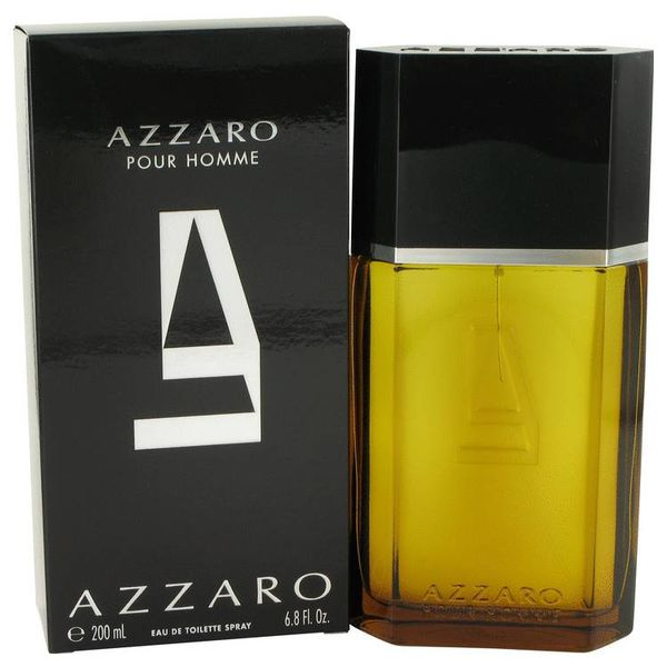 Azzaro Homme eau de toilette spray 200 ml