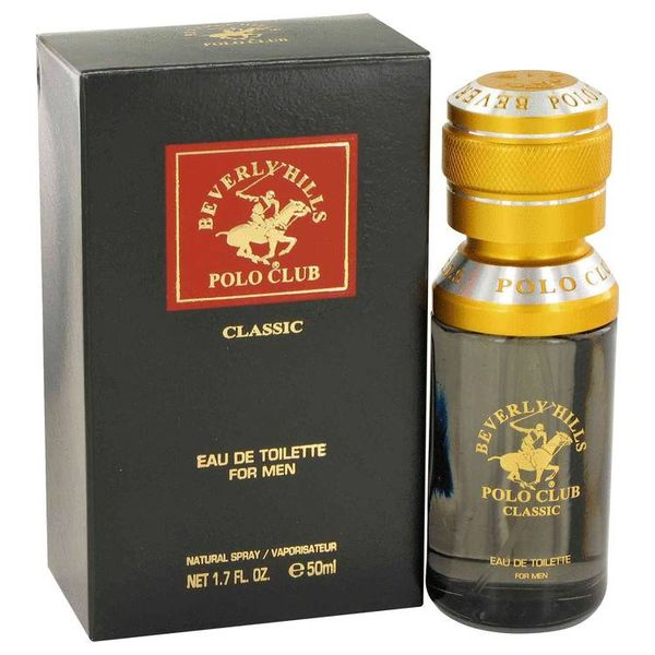 Beverly Hills Polo Club Classic Men EDT 50 ml