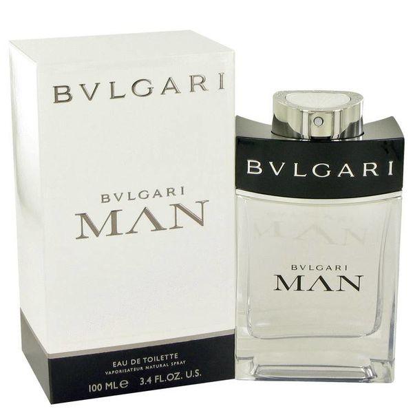 Bulgari Man Eau de toilette spray 100 ml