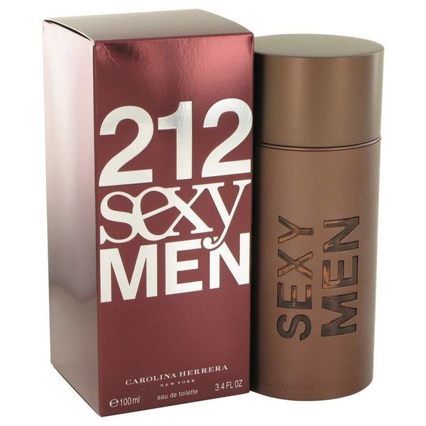 Carolina Herrera 212 sexy for Men EDT 100 ml