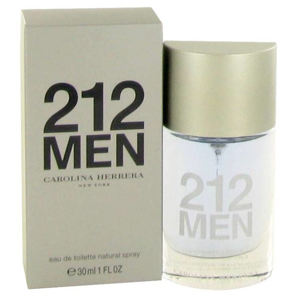 Carolina Herrera 212 for Men EDT 100 ml