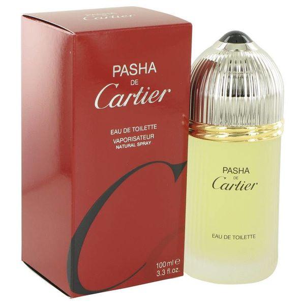 Cartier Pasha Men eau de toilette spray 100 ml