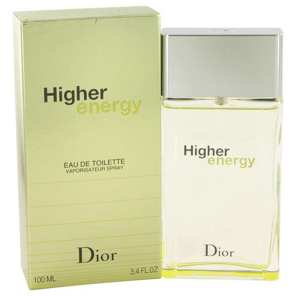 Christian Dior Higher Energy Men Eau de toilette spray 100 ml