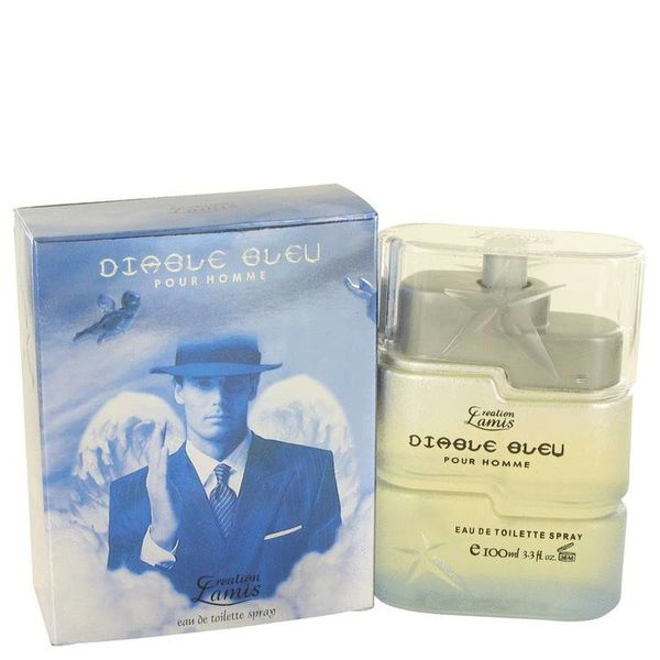Creation Lamis Diable Blue Men EDT 100 ml