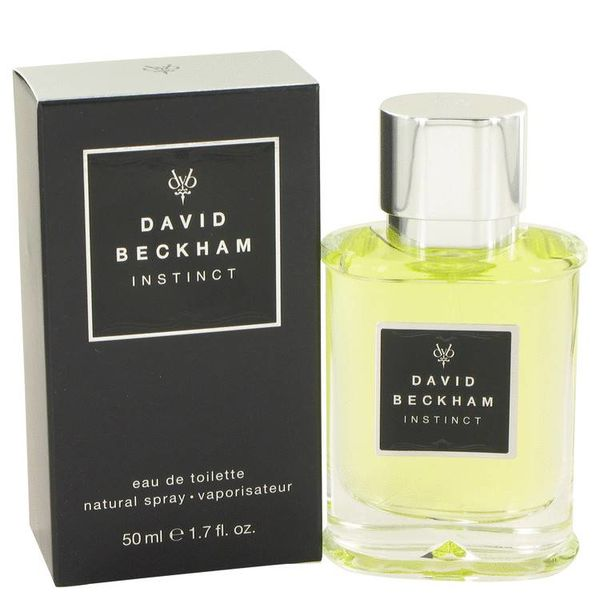 David Beckham Instinct by Coty Men eau de toilette spray 50 ml