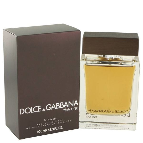 Dolce & Gabbana The One for Men eau de toilette spray 100 ml