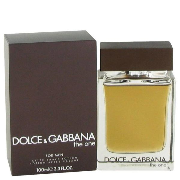 Dolce & Gabbana The One for Men Aftershave lotion 100 ml