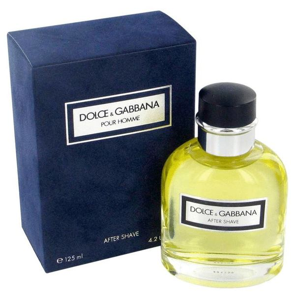Dolce & Gabbana Pour Homme After Shave 125 ml