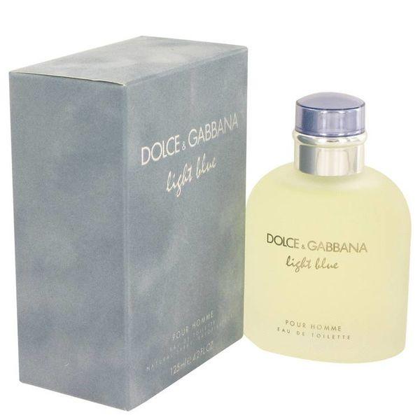 Dolce & Gabbana Light Blue pour Homme eau de toilette spray 125 ml