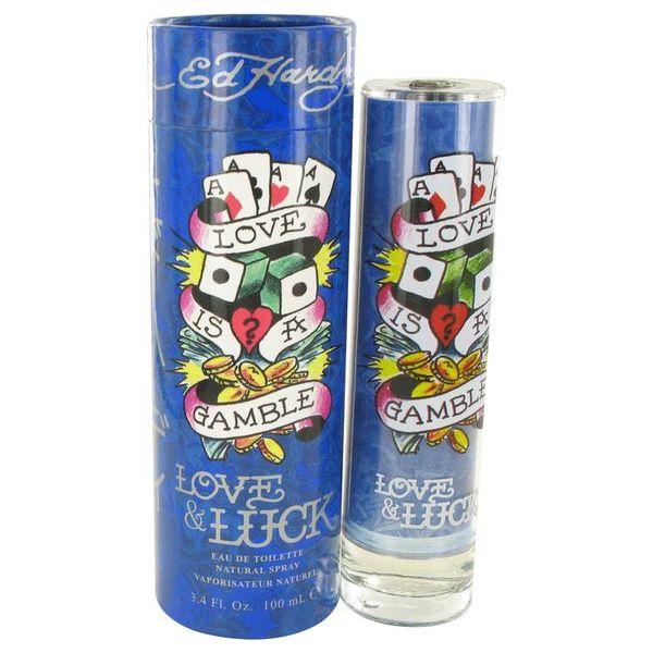 Ed Hardy Love & Luck Men eau de toilette spray 100 ml