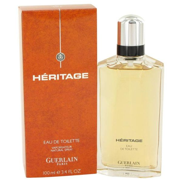 Guerlain Heritage Men eau de toilette spray 100 ml