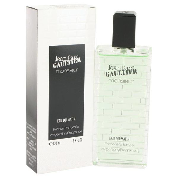 Gaultier Monsieur eau de Matin spray 100 ml