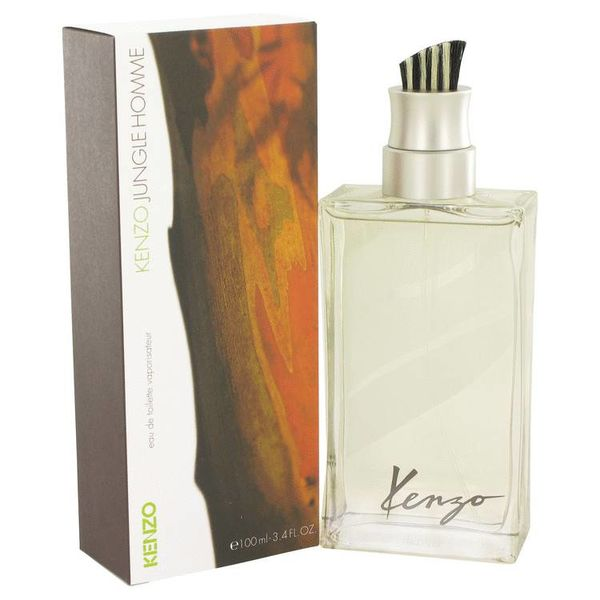Jungle pour Homme eau de toilette spray 100 ml