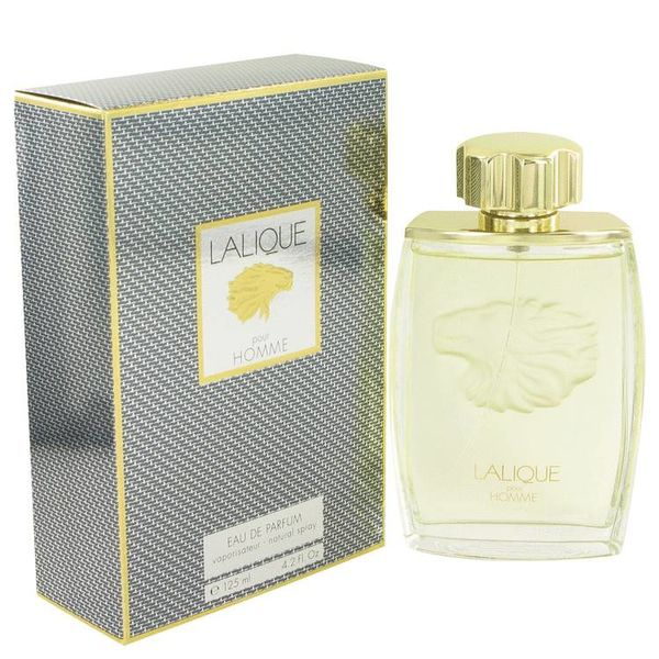 Lalique Men eau de parfum spray 125 ml