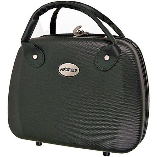 Beauty case ABS zwart
