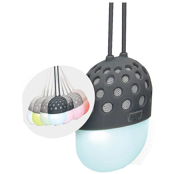 Bluetooth Douchespeaker met lichtshow