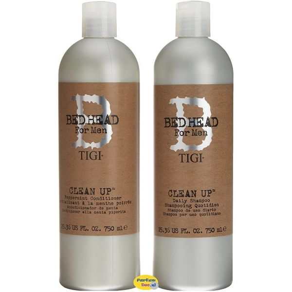 Tigi Bh For Men Clean It Up Tween Set 1500 ml