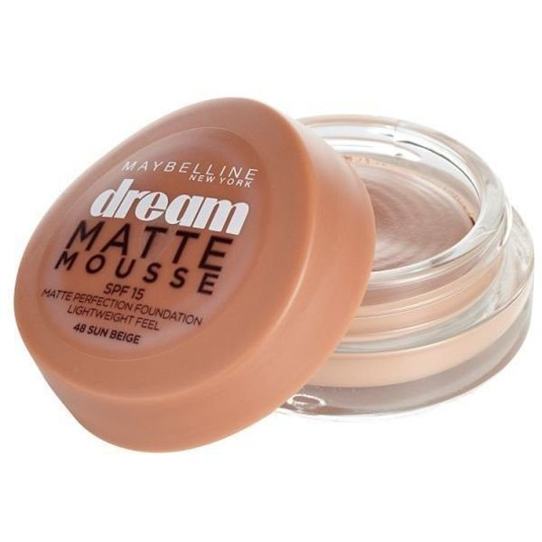 Maybelline Dream Matte Mousse Foundation SPF15  18 ml