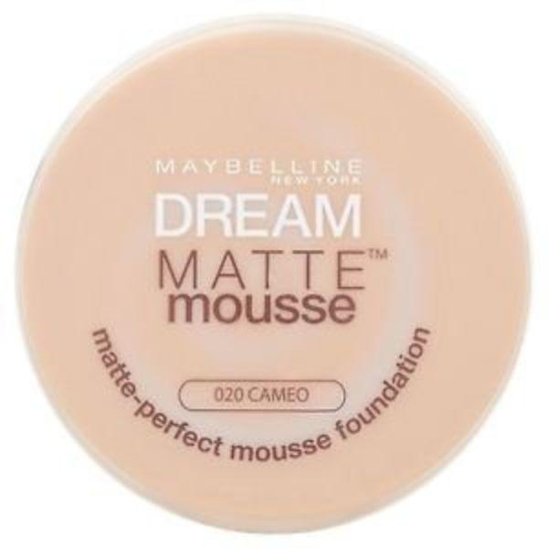 Maybelline Dream Matte Mousse Foundation SPF15  18 ml