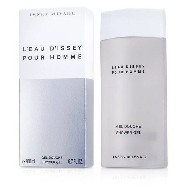 Issey Miyake L'Eau D'Issey Pour Homme Shower Gel 200 ml