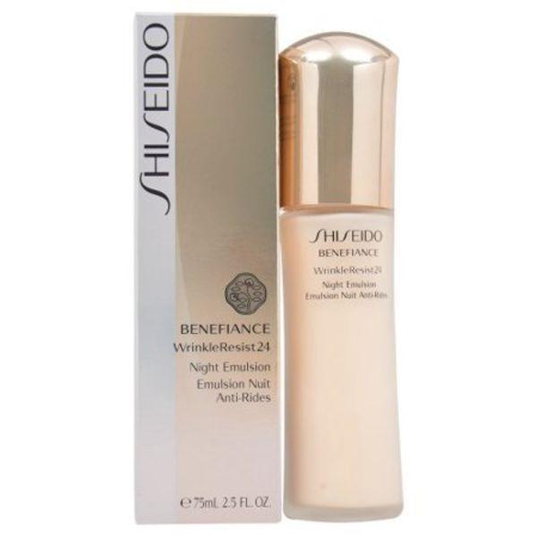 Shiseido Benefiance Wrinkleresist24 Night Emulsion 75 ml