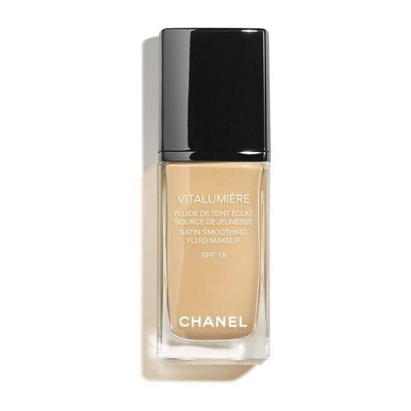 Chanel Vitalumiere Satin Smoothing Fluid SPF15