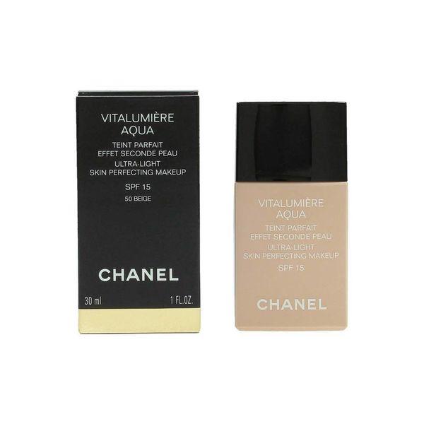 Chanel Vitalumiere Aqua Skin Perf. Makeup SPF15
