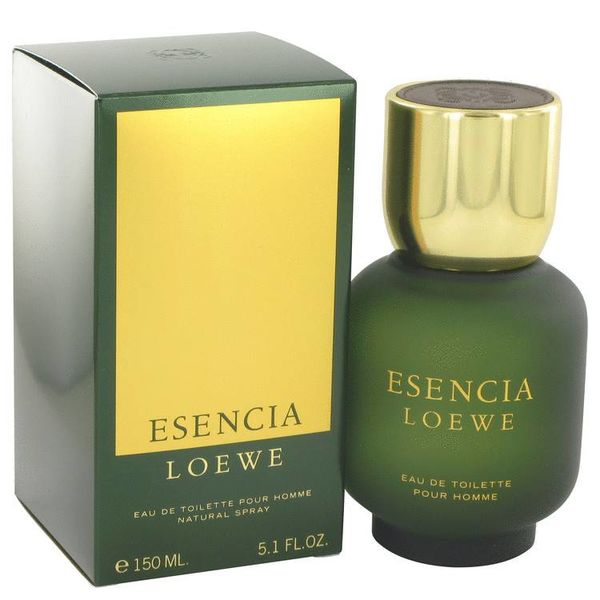 Loewe Esencia Men eau de toilette spray 100 ml