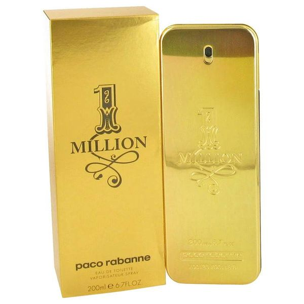 Paco Rabanne 1 Million Heren eau de toilette spray 200 ml