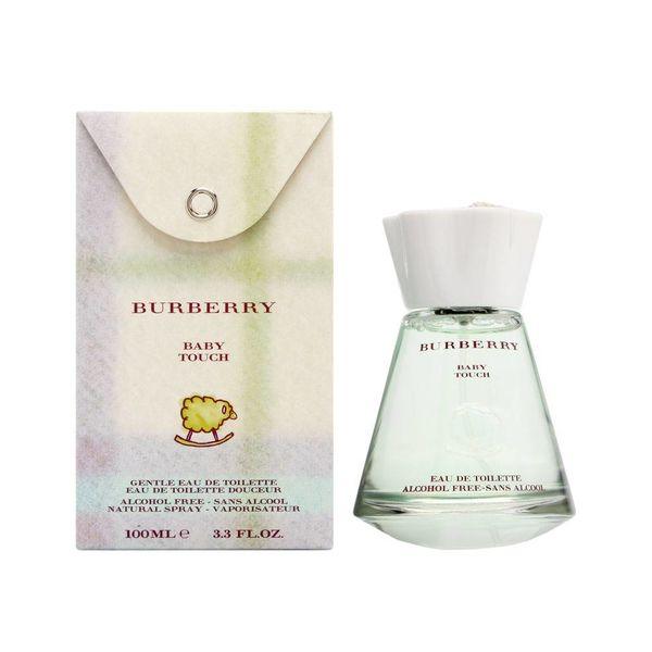 Burberry Baby Touch Woman eau de toilette spray 100 ml