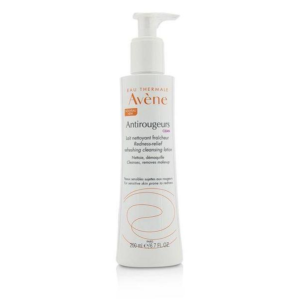 Avene Antirougeurs Refreshing Cleansing Lotion