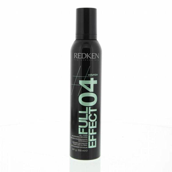 Redken 04 - Full Effect All-Over Nourishing Mousse