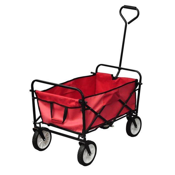Opvouwbare transportkar -  Retourdeal