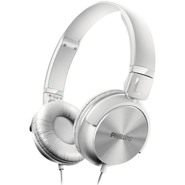 SHL3060WT/00 Koptelefoon DJ-style wit