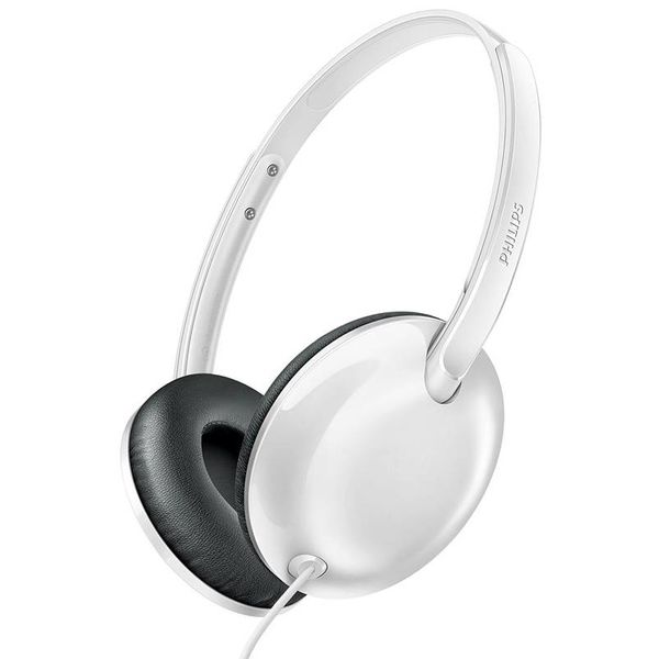 SHL4400WT/00 Koptelefoon Ultracompact wit