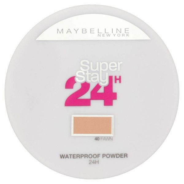 Maybelline Superstay 24H Waterproof Powder #40 Fawn
